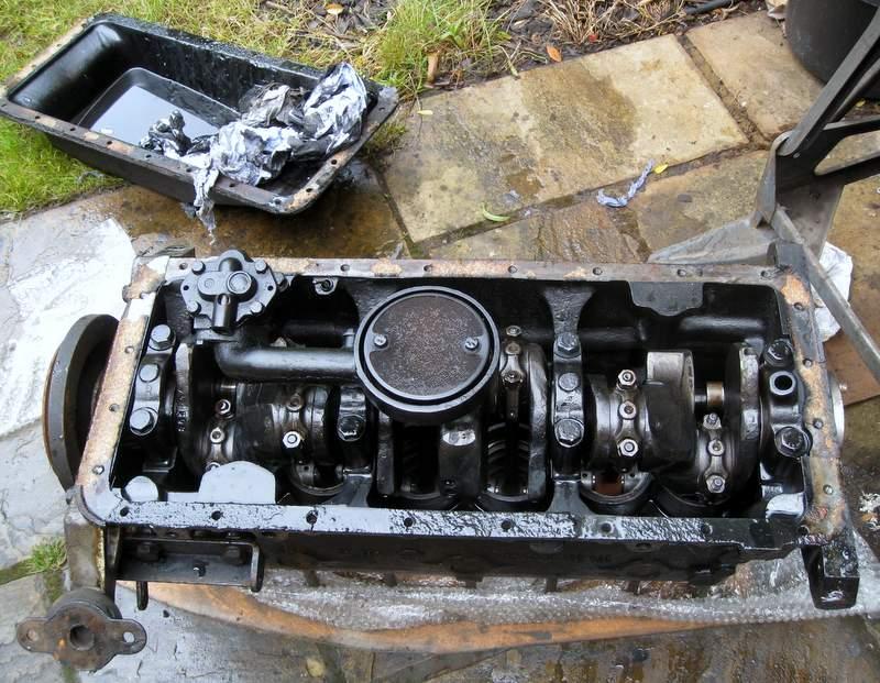 Pullman Engine